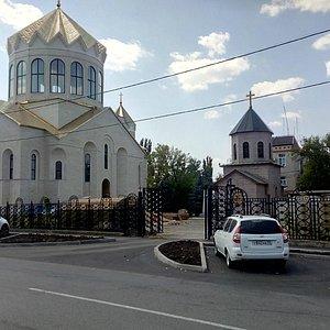 армянская церковь в Ставрополе1