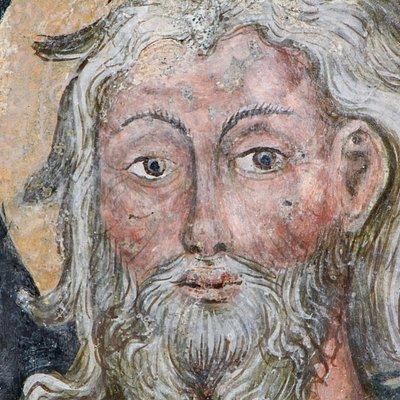 Affreschi del Monastero di San Salvatore
