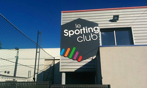 Entrée Le sporting Club