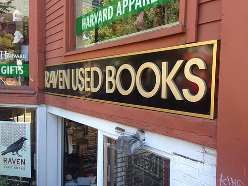 Raven Used Book Store