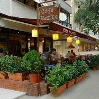 Süvari Caddesi'nin en eski cafelerinden