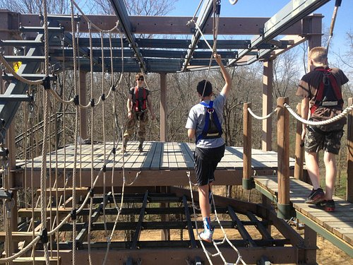 Family Ropes Course
