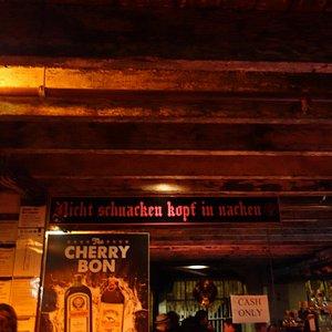 Cherry Bar, AC/DC Lane