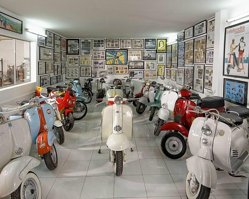 Museum and showroom