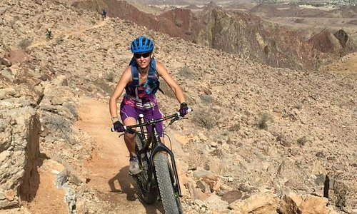 Out on the Hatta Trails