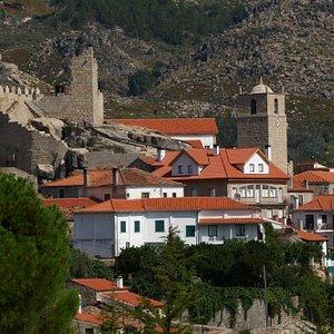Vista Panoramica Aldeia Histórica de Castelo Novo