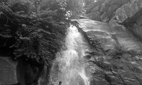 Phurli Jharan Falls