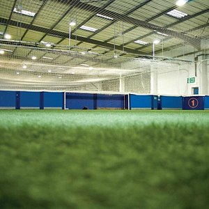 5 aside indoor pitch