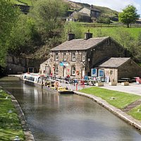 Canal at Marsden