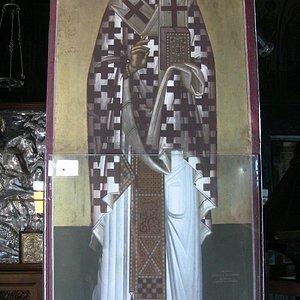 В церкви Святого Георгия