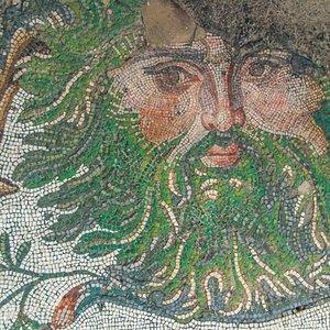 Great palace mosaics Istanbul