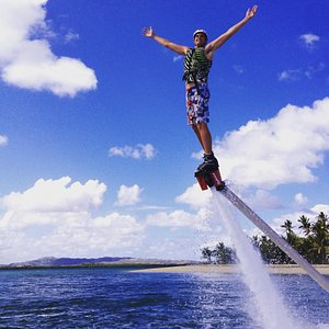 A thrilling experience you will never forget! A must do in FIJI!