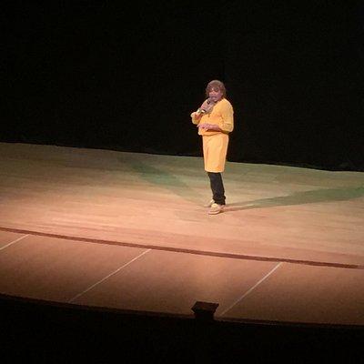 Gala de honor a Lili Perea de Caza teatro