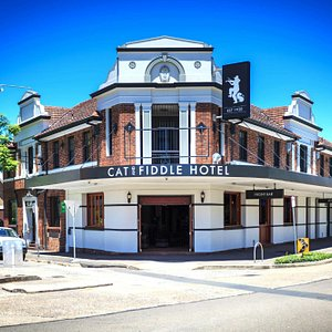 Cat and Fiddle Hotel