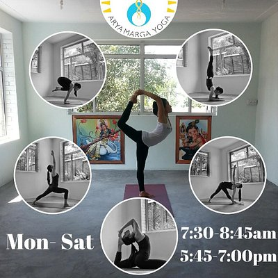 Aryamarga Yoga Class bir