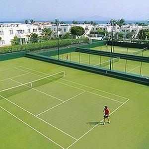 Tennis College Fuerteventura im Suite Hotel Atlantis