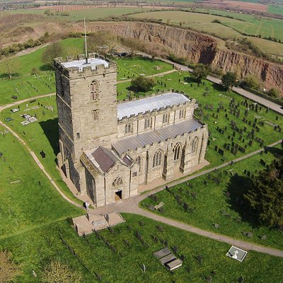 St Mary and St Hardulphs church