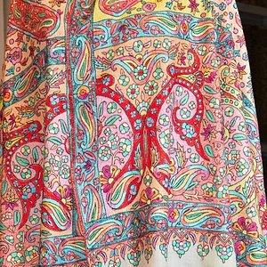Gulabkari shawls