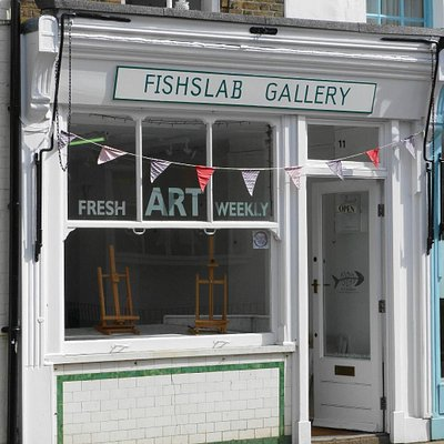 Fishslab Gallery, Whitstable