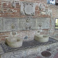 The old fountain in Calle Real - Old Almunecar (25/Aug/15).