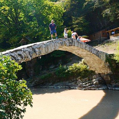 вид моста