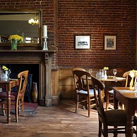 Restaurant at The Black Boys in Aylsham, Norfolk