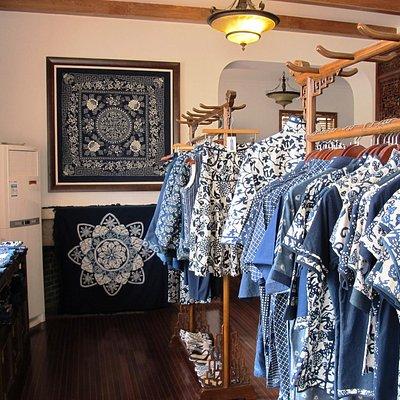 vêtements ou panneaux décoratifs