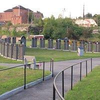 Veteran's Park - Lewiston