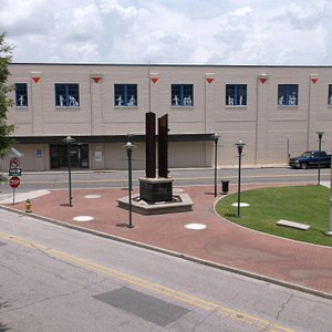 Lafayette Childrens Museum and 9-11 Memmorial at Parc San Souci
