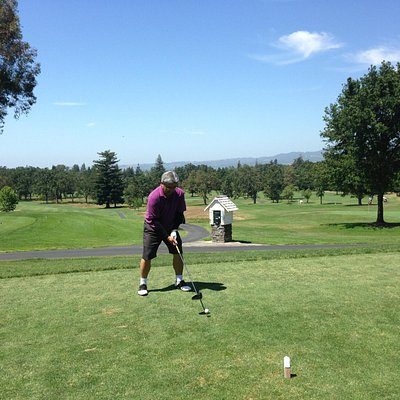 Teeing it up