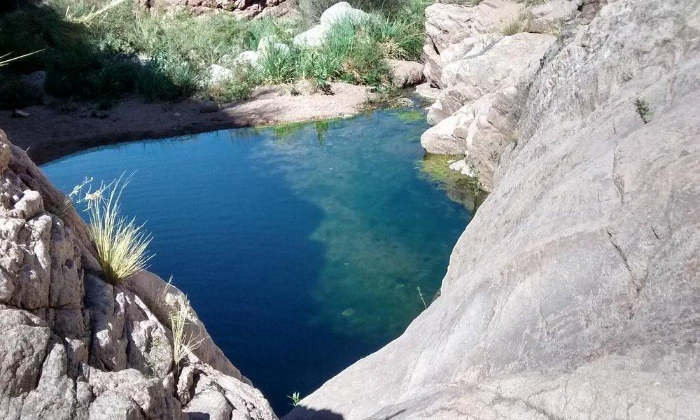 Espejo de agua en Cuesta de Miranda