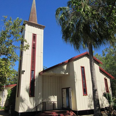 Our Lady Queen of Peace Cathedral...Broome