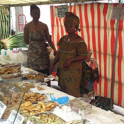 アフリカ惣菜