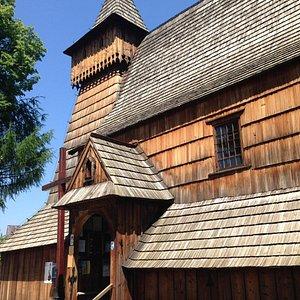 世界遺産木造教会群