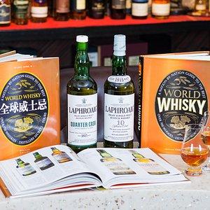 Laphroaig and World Whisky