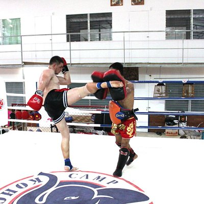 Muai Thai Gym