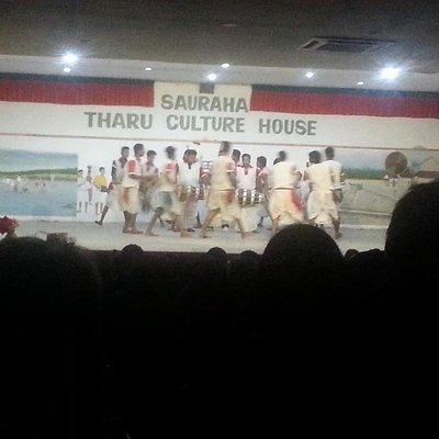 Local folk dance and celebration