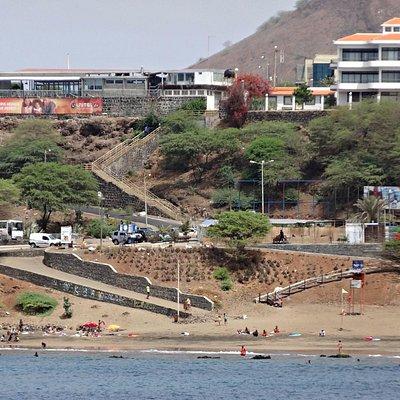 Quebra Canela Beach, Santiago, Cape Verde