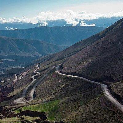 Cuesta de Lipan - Camino a Salinas Grandes, Jujuy