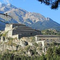 Fort Victor-Emmanuel pouvant accueillir 1500 hommes