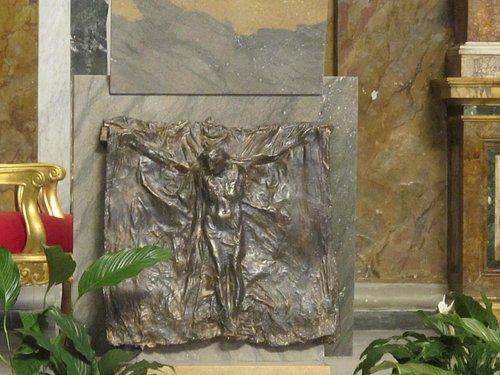 Church of Santa Maria Odigitria - pulpit