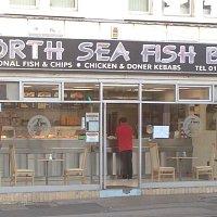 North Sea Fish Bar Sheffield Road Chesterfield