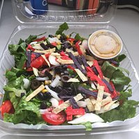 The Desperado Salad no Boar's Head protein