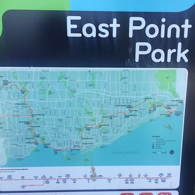 Great hike from Old Kingston Road to Colonel Danforth Park