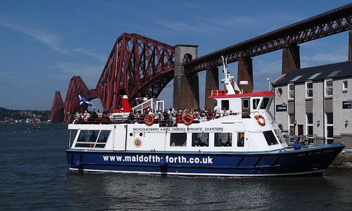 Maid of the Forth Sightseeing Boat Trips