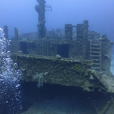 Ever Want to Dive a Shipwreck? We Can Take You There!