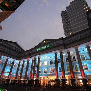 Fasade Jogja City Mall