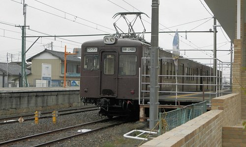 電車の写真