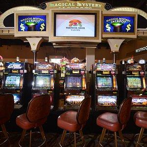 Inside of the Casino