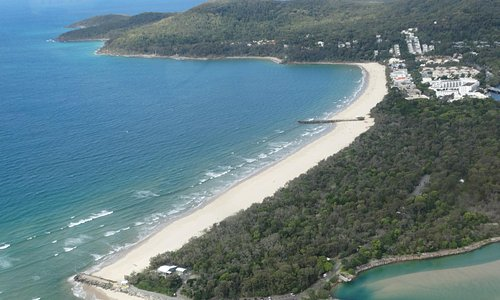 Noosa Main Beach to the National Park